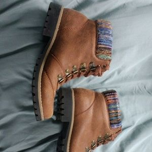 0aba47f9663b8 Women Kmart Boots on Poshmark